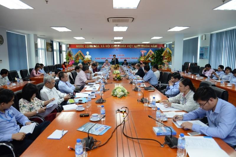 Đại hội Chi hội Dầu khí Quảng Ngãi lần thứ II (nhiệm kỳ 2017 – 2020)