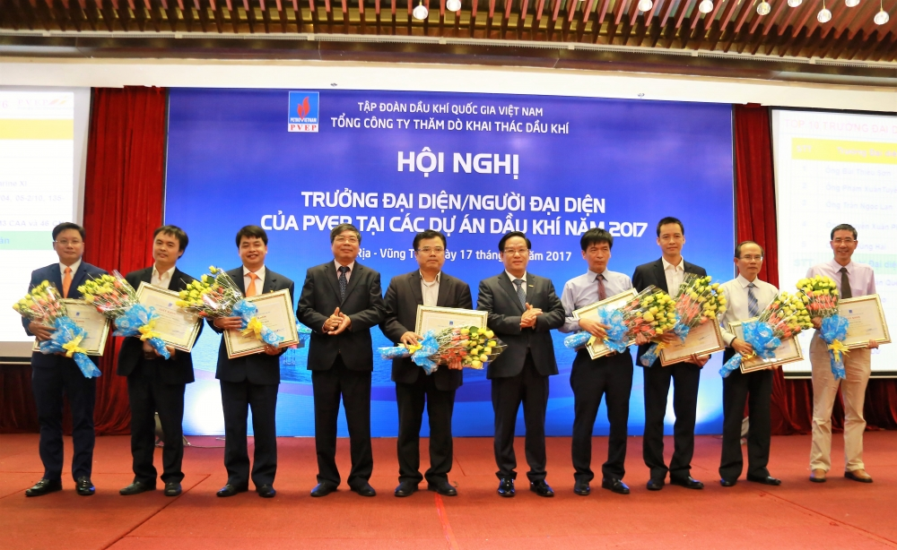 pvep to chuc thanh cong hoi nghi nguoi dai dien nam 2017
