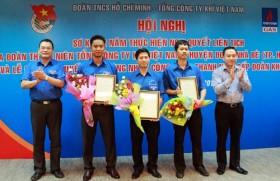 Đoàn Thanh niên PV GAS: Sơ kết 2 năm Nghị quyết liên tịch với huyện Nhà Bè