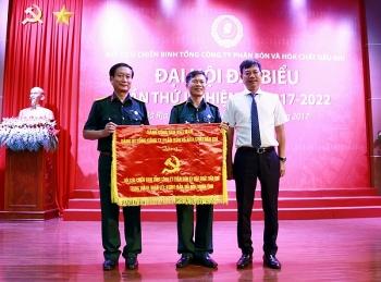 Đại hội đại biểu Hội Cựu chiến binh PVFCCo lần II, nhiệm kỳ 2017-2022