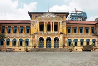 Trùng tu trụ sở Tòa án nhân dân TP HCM