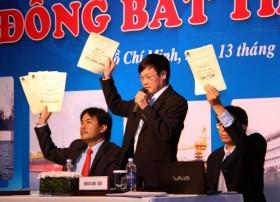 ptsc to chuc dai hoi co dong bat thuong