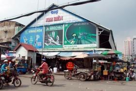 TP HCM quyết di dời các hộ kinh doanh hóa chất chợ Kim Biên