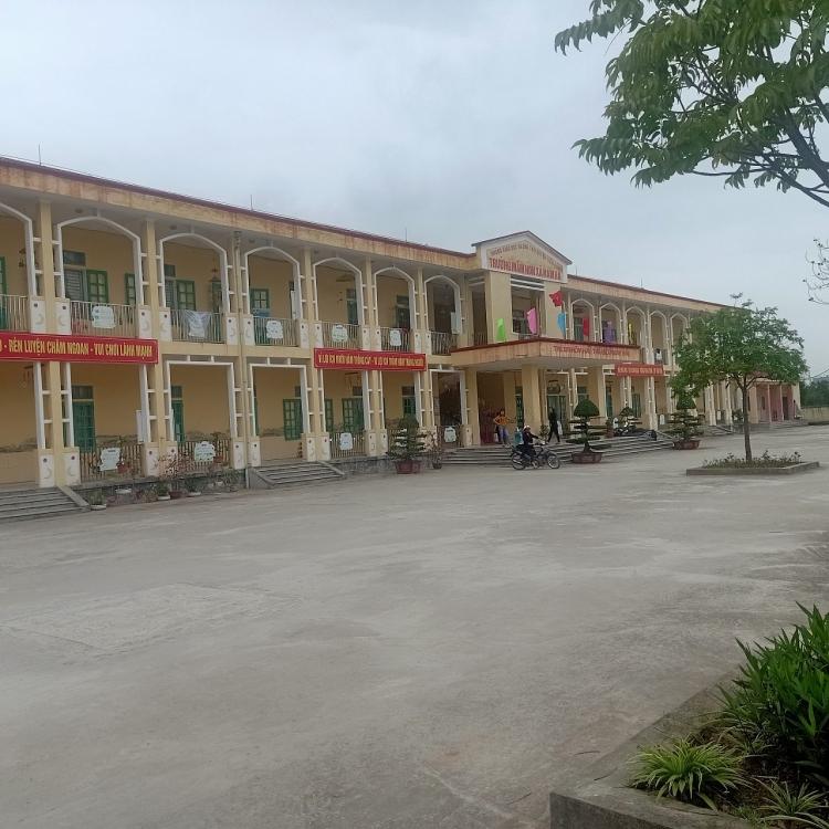 Đổi thay ở trường mầm non được BRS hỗ trợ xây dựng tại Thái Bình