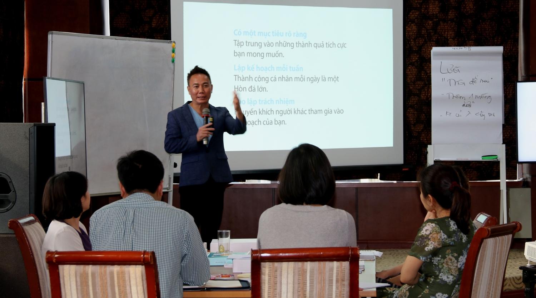 """Petrovietnam bế giảng khóa đào tạo """"7 thói quen hiệu quả"""" lớp thứ 5"""