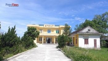 PVEP hỗ trợ trạm y tế Diễn Xuân (Diễn Châu, Nghệ An)