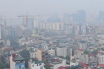 Chất lượng không khí có xu hướng xấu hơn