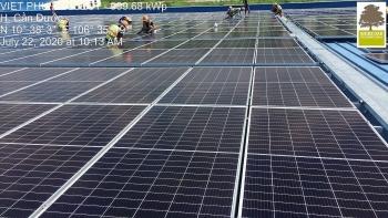 Các Tổng Công ty Điện lực công khai khả năng giải tỏa công suất điện mặt trời mái nhà