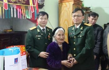 Thăm hỏi, tặng quà các gia đình chính sách tỉnh Thái Bình