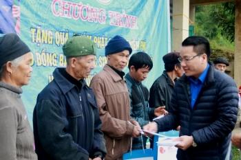 Dấu ấn tình nguyện của tuổi trẻ dầu khí tại Hà Giang