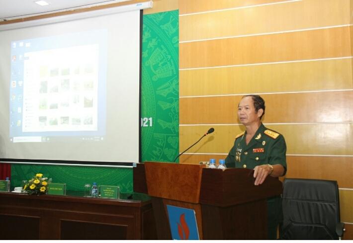 Hội CCB PVFCCo tổ chức Hội nghị tổng kết năm 2020, triển khai kế hoạch công tác năm 2021