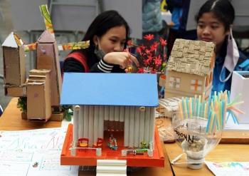 """Ngày hội STEM """"Vì một môi trường xanh"""""""