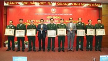 Hội CCB Tập đoàn tổ chức sơ kết giữa nhiệm kỳ 2017-2022, triển khai nhiệm vụ năm 2021