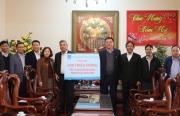 Petrovietnam chung tay hỗ trợ chương trình Tết vì người nghèo tại Thái Nguyên