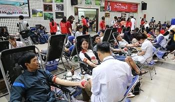 Lễ hội Xuân hồng 2019 thu được hơn 7.300 đơn vị máu