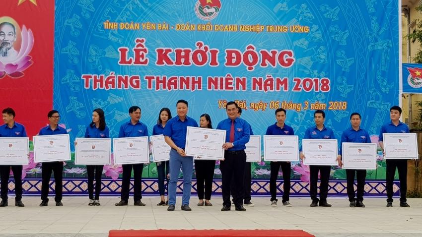 tuoi tre khoi doanh nghiep trung uong khoi dong thang thanh nien nam 2018