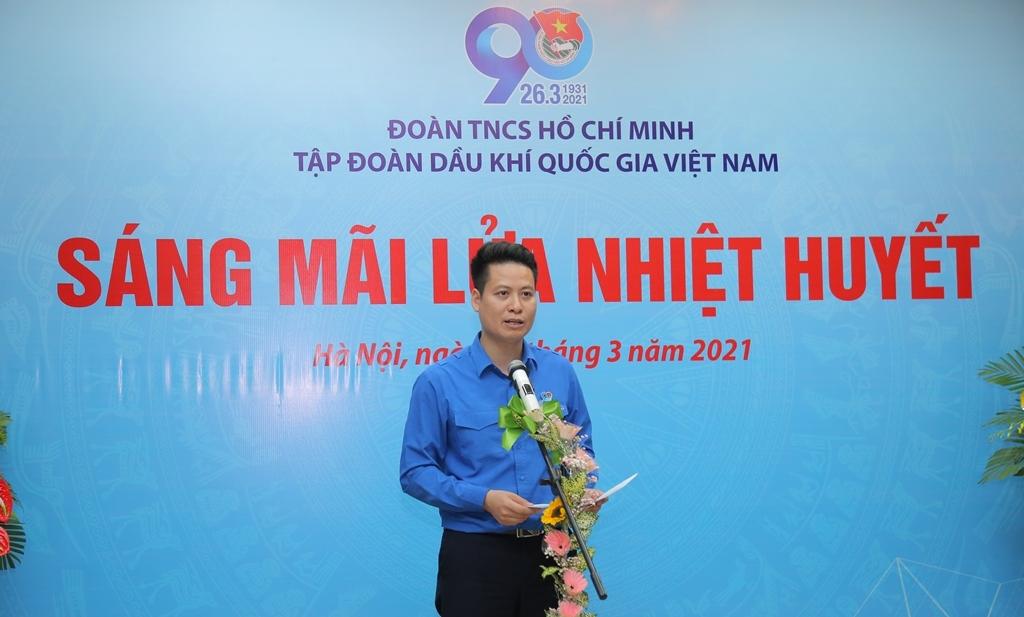 """Trao giải cuộc thi video clip """"Tự hào tuổi trẻ Dầu khí Việt Nam"""""""