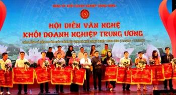 Bế mạc Hội diễn văn nghệ Khối Doanh nghiệp Trung ương