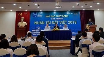 """Giải thưởng Nhân tài Đất Việt 2019: Phát triển """"Sức mạnh chuyển đổi số"""""""