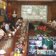 Công đoàn Cơ quan Tập đoàn hưởng ứng Lễ phát động Tháng Công nhân, Tháng Hành động về ATVSLĐ năm 2021
