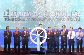 PVEP kỷ niệm 10 năm ngày thành lập