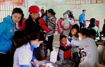 Thầy thuốc trẻ làm theo lời Bác, tình nguyện vì sức khỏe cộng đồng