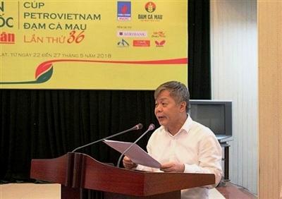 135 vdv bong ban tranh cup petrovietnam dam ca mau 2018