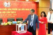 PVNDB tổ chức thành công Đại hội Chi bộ lần thứ II, nhiệm kỳ 2020-2025