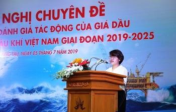 Tư vấn xây dựng Chiến lược cho Tập đoàn Dầu khí Việt Nam