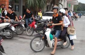 Hà Nội: Miễn phí đưa đón thí sinh từ bến xe về điểm thi đại học