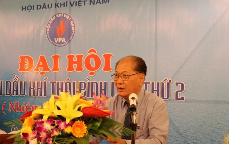 chi hoi dau khi thai binh to chuc dai hoi lan thu ii nhiem ky 2017 2020