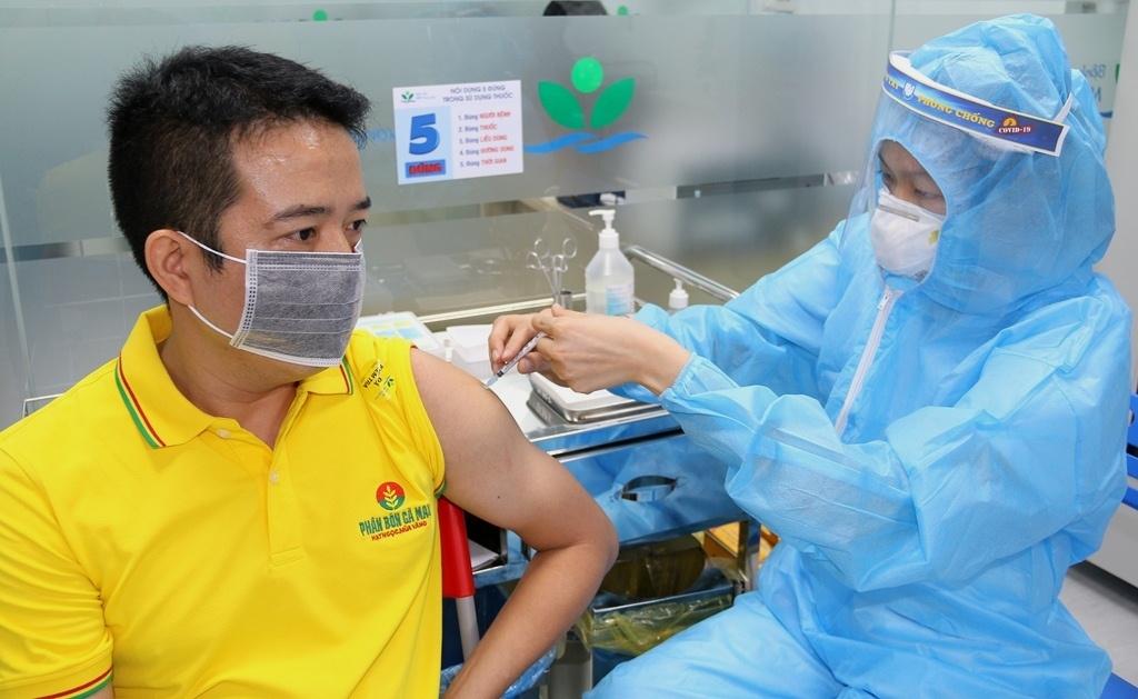 Quyết tâm phòng, chống Covid-19 trong tình hình bùng phát dịch bệnh