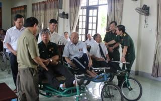 Tri ân người có công với cách mạng tỉnh Phú Thọ