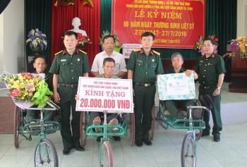 Tri ân người có công với cách mạng tỉnh Thái Bình