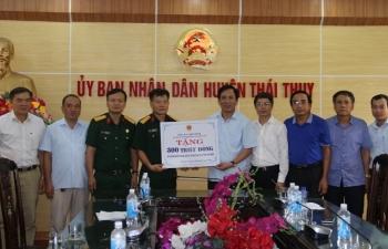 Tiếp nối hoạt động tri ân người có công với cách mạng tỉnh Thái Bình