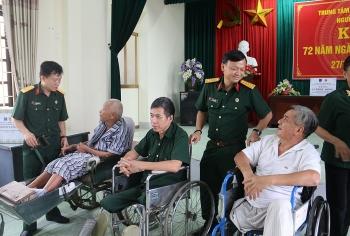 Hội CCB Tập đoàn tri ân người có công tỉnh Hà Nam, Thái Bình và Phú Thọ