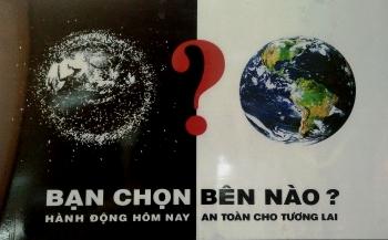 Thi sáng tác tranh tuyên truyền bảo vệ môi trường