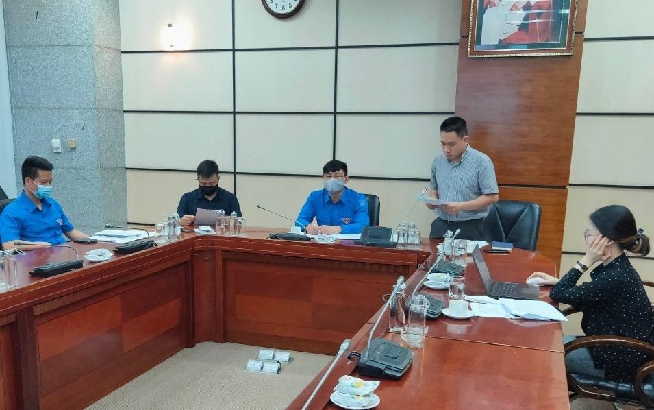 Đoàn Thanh niên Cơ quan Tập đoàn tổ chức Hội nghị sơ kết công tác 6 tháng đầu năm 2021