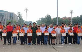 Tuyên dương học sinh đạt thành tích cao năm học 2017 – 2018