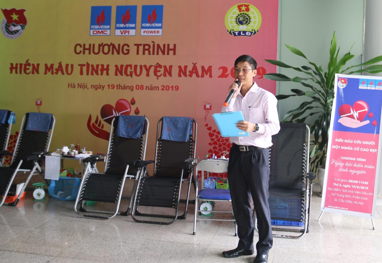 tuoi tre 3 don vi dau khi to chuc chuong trinh hien mau tinh nguyen 2019