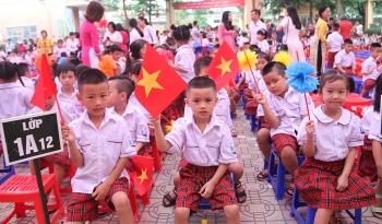 Hà Nội: Khai giảng năm học mới không kéo dài quá 45 phút