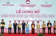 3 công trình của ngành Dầu khí được vinh danh trong Sách vàng Sáng tạo Việt Nam 2020