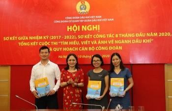 Công đoàn Cơ quan Tập đoàn tổ chức Hội nghị sơ kết giữa nhiệm kỳ 2018-2023 và 8 tháng đầu năm 2020