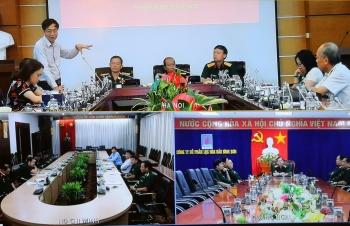 Hội nghị Ban Chấp hành Hội CCB Tập đoàn mở rộng lần thứ VI, nhiệm kỳ 2017-2022