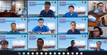 Đoàn Thanh niên Tập đoàn sơ kết công tác Đoàn 9 tháng đầu năm 2021