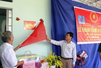 Hội CCB PVN trao nhà 'Nghĩa tình đồng đội' tại Bắc Giang