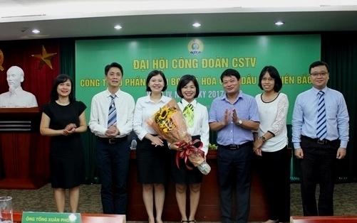 cong doan pvfcco north to chuc dai hoi lan thu iv nhiem ky 2017 2022