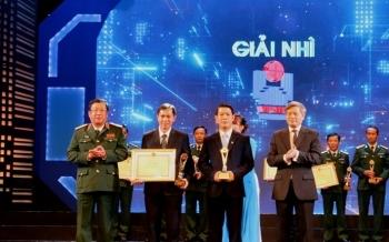 5 công trình của ngành Dầu khí được trao giải VIFOTEC 2019