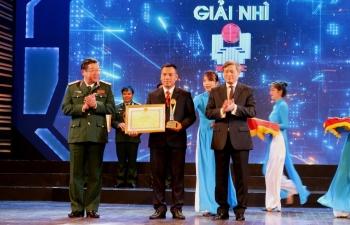 Công trình của PV Drilling đạt giải Nhì Sáng tạo Khoa học công nghệ Việt Nam năm 2019