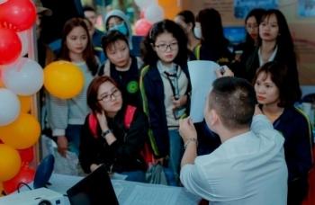 Gần 4.000 chỉ tiêu tại ngày hội việc làm của Học viện Nông nghiệp Việt Nam